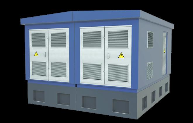 Трансформаторные подстанции БКТП