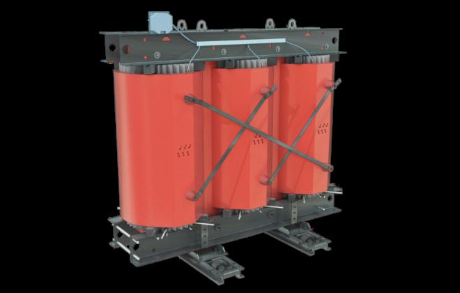 Трансформаторы силовые сухие с литой изоляцией ТСЛ, класс F